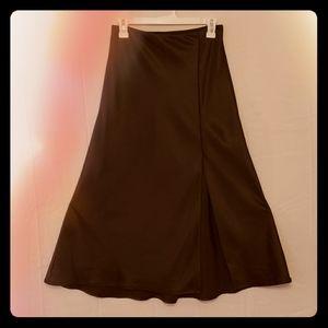Midi Mermaid Skirt w/ Slit